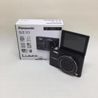 パナソニック(Panasonic)のパナソニック デジタルカメラ ルミックス DMC-SZ10-K(コンパクトデジタルカメラ)