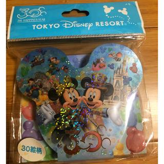 ディズニー(Disney)のディズニー 30周年 メモ帳 ミッキー ミニー(ノート/メモ帳/ふせん)