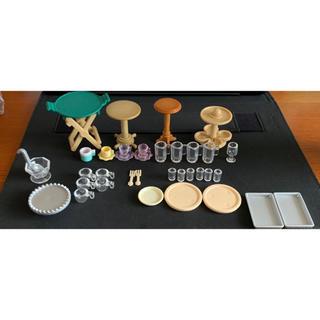 EPOCH - 【6/7まで出品】シルバニアファミリー 食器・調理器具・テーブル類まとめ売り