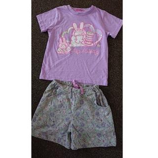 シマムラ(しまむら)のマイメロディ パジャマ 上下セット 120センチ(パジャマ)