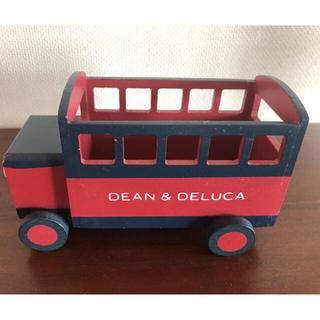 ディーンアンドデルーカ(DEAN & DELUCA)のDEAN & DELUCA ディーンアンドデルーカ 木製 小物入れ 車(小物入れ)
