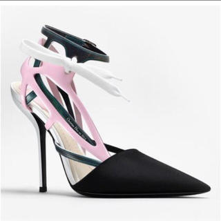 Dior - Dior リボンパンプス