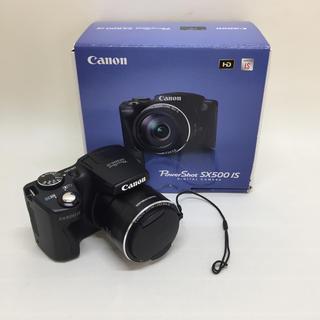 Canon - キヤノン Canon デジタルカメラ PowerShot SX500IS