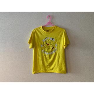ポケモン(ポケモン)のTシャツ ポケモン ピカチュウ (Tシャツ(半袖/袖なし))