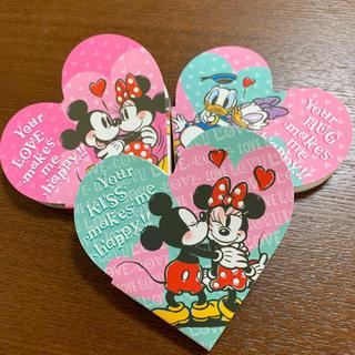 ディズニー(Disney)のA  Disney メモ帳(ノート/メモ帳/ふせん)