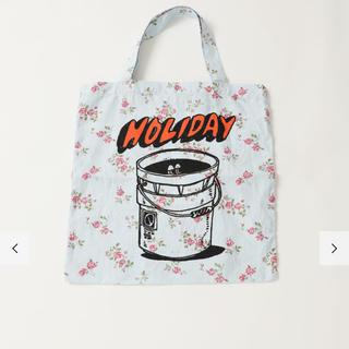 ホリデイ(holiday)のholiday 【OFFICE LIMITED】LOOPHOLE BAG(トートバッグ)