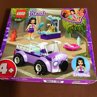 Lego - レゴ フレンズ 41360 エマのどうぶつクリニックカー