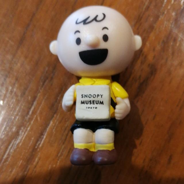 SNOOPY(スヌーピー)のスヌーピー&チャーリーブラウン2個セットスヌーピーミュージアム PUTITTO  エンタメ/ホビーのおもちゃ/ぬいぐるみ(キャラクターグッズ)の商品写真