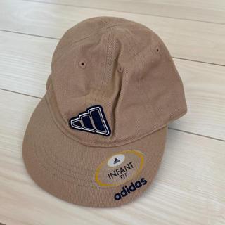 アディダス(adidas)のadidas ベビーキャップ(帽子)
