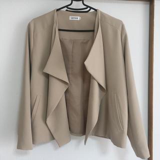 LEPSIM - レプシィム ドレープジャケット