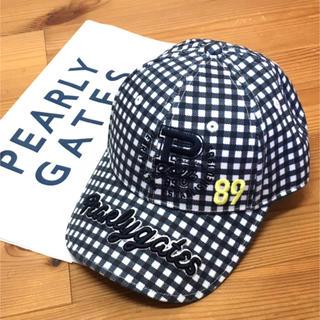 PEARLY GATES - ♣︎新品♣︎ パーリーゲイツ レディース メンズ 帽子 キャップ kids