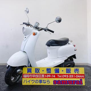 ヤマハ - YAMAHA ビーノ 5AU 馬力の2サイクルエンジン 原付バイク お洒落バイク