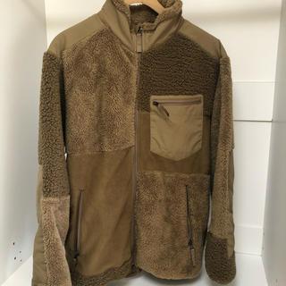 美品 ユニクロ エンジニアドガーメンツ フリースコンビネーションジャケット