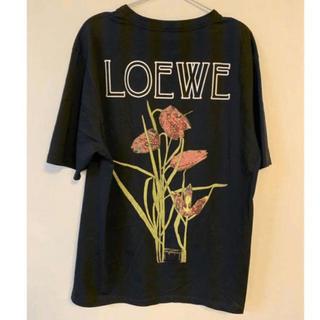 ロエベ(LOEWE)のLOEWE ボタニカルロゴマッキントッシュ Tシャツ(Tシャツ(半袖/袖なし))
