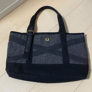 FRED PERRY - ☆Fred Perry☆'トートバッグ'美品