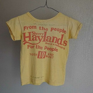 ゴートゥーハリウッド(GO TO HOLLYWOOD)のゴートゥーハリウッド  110cm  Tシャツ(Tシャツ/カットソー)