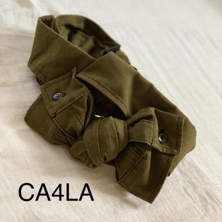 カシラ(CA4LA)のCA4LA  ヘアバンド(ヘアバンド)