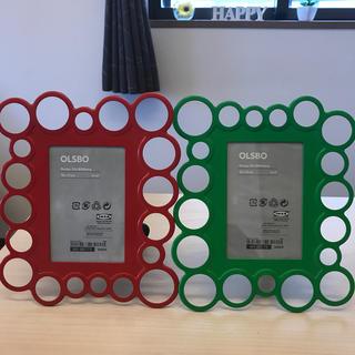 イケア(IKEA)のIKEAのフォトフレーム 2個セット(フォトフレーム)