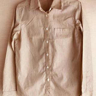 エル(ELLE)の長袖シャツ ELLE  Mサイズ(シャツ/ブラウス(長袖/七分))