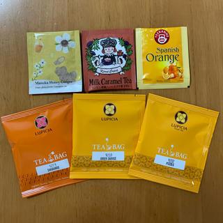 ルピシア(LUPICIA)のルピシア 他、 アソート フレーバーティー 6種 6袋(茶)