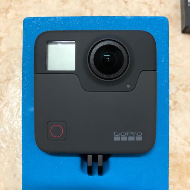 GoPro(ゴープロ)のgopro fusion  スマホ/家電/カメラのカメラ(ビデオカメラ)の商品写真