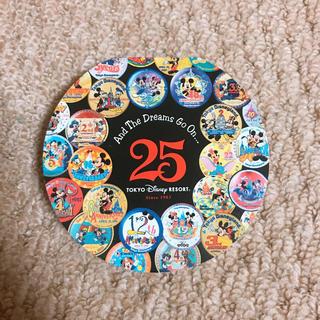 ディズニー(Disney)の‼️6/30まで値下げ‼️ディズニーリゾート25周年メモ帳(ノート/メモ帳/ふせん)