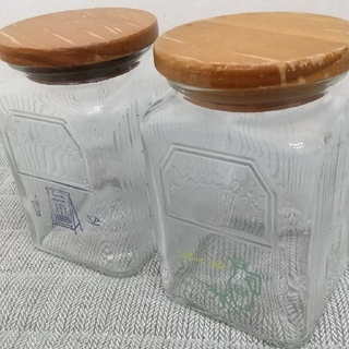 フェリシモ(FELISSIMO)の[お値下げしました]フェリシモ キャニスター2個セット(容器)