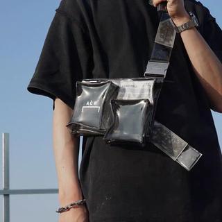 新品 A COLD WALL メンズ メッセンジャーバッグ (メッセンジャーバッグ)