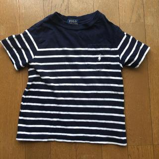POLO RALPH LAUREN - ポロラルフローレンボーダーTシャツ100センチ