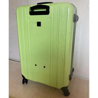 スーツケース ポリカーボネイト100% 軽量(トラベルバッグ/スーツケース)