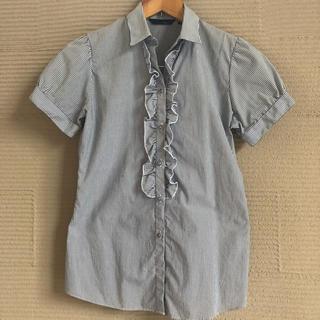 スーツカンパニー(THE SUIT COMPANY)のONLYオンリー☆半袖ブラウス2枚セット(シャツ/ブラウス(半袖/袖なし))