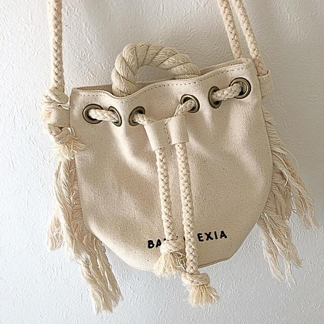 ALEXIA STAM(アリシアスタン)の【未使用】alexiastam バッグ レディースのバッグ(ショルダーバッグ)の商品写真