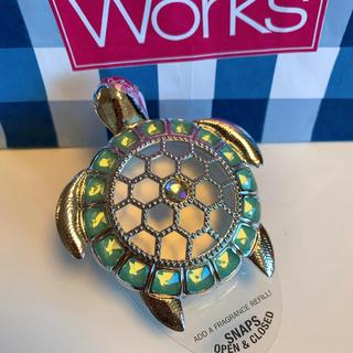 Bath & Body Works - 【新品】バスアンドボディワークス カーフレグランス タートル セット