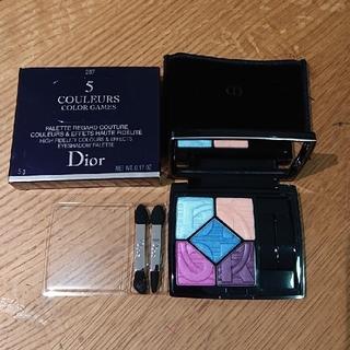 Dior - 【限定】【美品】Dior アイシャドウ 287