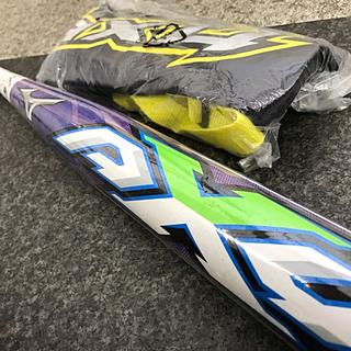 ミズノ(MIZUNO)のレ★ソフトボール用バット★レア新品AX4紫84センチ650g(バット)
