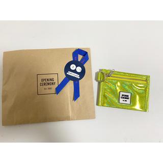 オープニングセレモニー(OPENING CEREMONY)のオープニングセレモニー ミニウォレット カードケース(コインケース/小銭入れ)