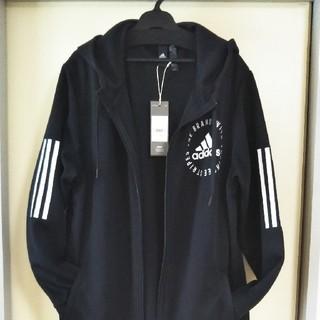 adidas - 新品 アディダス パーカー ジャージ 黒