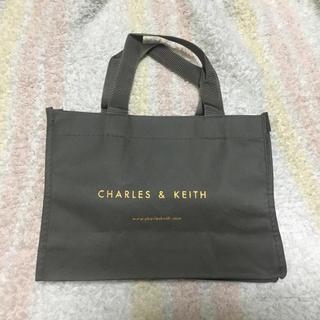 チャールズアンドキース(Charles and Keith)のチャールズ&キース 新品 エコバッグ トートバッグ ZARA スナイデル(エコバッグ)