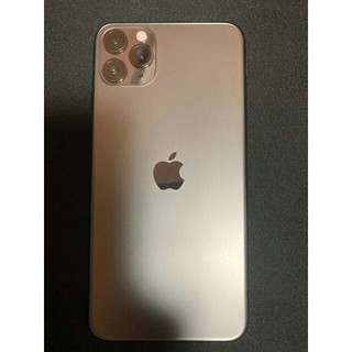 アップル(Apple)のiPhone 11 Pro Max 256GB SIMフリー(スマートフォン本体)