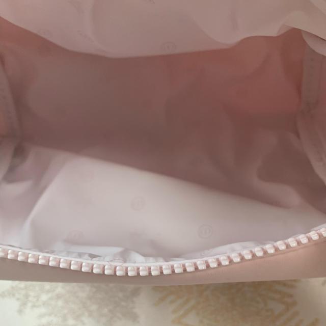Dior(ディオール)のDior  ポーチ(淡いピンク) レディースのファッション小物(ポーチ)の商品写真