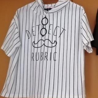 シマムラ(しまむら)の半袖Tシャツ 160cm フード付き(Tシャツ/カットソー)
