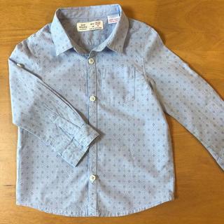 ザラ(ZARA)のZARA シャツ(Tシャツ/カットソー)