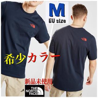 THE NORTH FACE - ◆海外限定◆THE NORTH FACE ノースフェイス Tシャツ ネイビー M