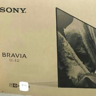ソニー(SONY)の6年保証付き KJ-65A9F ソニー 4K有機ELテレビ 65型(テレビ)