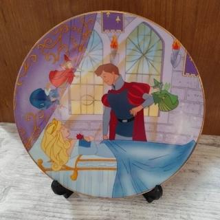 ディズニー(Disney)の眠れる森の美女 絵皿(その他)