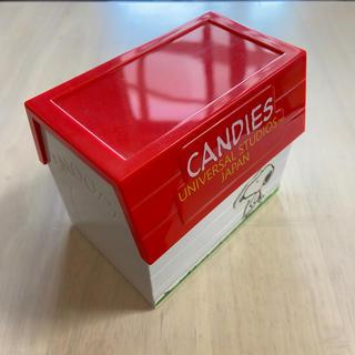 SNOOPY - SNOOPY candies box 小物入れ 家型