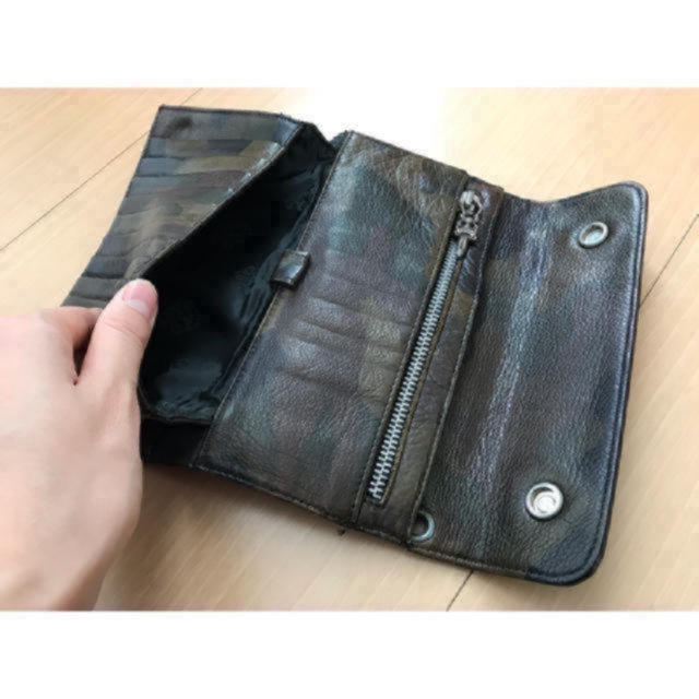 Chrome Hearts(クロムハーツ)のクロムハーツ 長財布 メンズのファッション小物(長財布)の商品写真