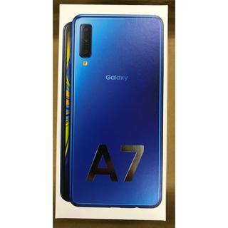 Galaxy - Galaxy A7 64GB SIMフリー 値引き不可
