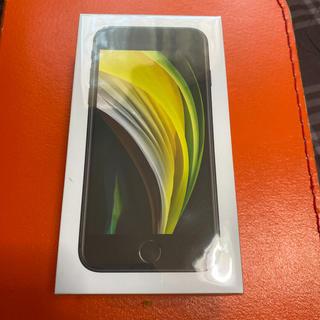アップル(Apple)のiPhone se2 simフリー 未開封 64GB(スマートフォン本体)