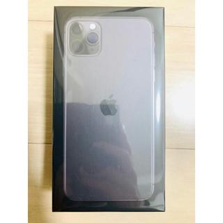 iPhone - 【希少】iPhone11 Pro MAX 64GB (SG)新品、未使用